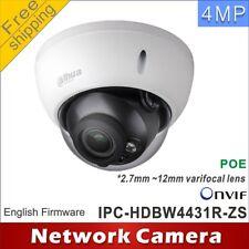 Dahua DH-IPC-HDBW4431R-ZS varifocal motorized lens network 4MP IR ip Dome POE