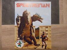 RARE - vintage - Album SPECTREMAN neuf vierge