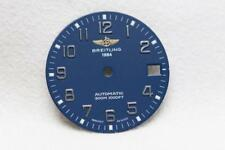 Breitling Automatic Blue Wristwatch Dial - 27mm NOS WC102757