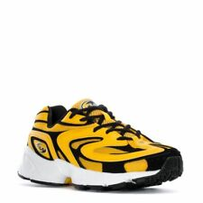 FILA CREATOR LOW TRAINERS SPORTS SNEAKER MEN SHOES GOLD/BLACK/WHITE SIZE 8 NEW