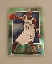 1996-97 ex-2000 de Kevin Garnett