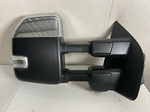 2017 2018 2019 Ford F250 F350  Mirror W/camera Rh Right Side