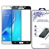 For Samsung Galaxy J7 2017/ J7 Perx / J7 V Full Cover HD Glass Screen Protector