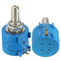 3590S-2-103L 10K Ohm BOURNS Rotary Wirewound Precision Potentiometer Pip EF