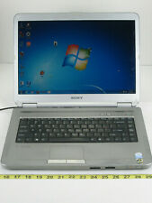 Sony Vaio Laptop Personal Computer PCG-7113L Windows 7 Ultimate WORKS