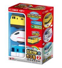 Titipo & Friends Mini Train ROCO XINGXING ERIC 3 pcs Set Toy Friction Kids