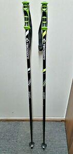 BRAND NEW Adult Ski Poles Tecnopro 115 cm Winter Fun Snow Outdoor