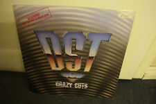 """12"""" VINYL RECORD, GRANDMIXER D.ST CRAZY CUTS, (LONG VERS) REGGAE, SKA, HIP HOP"""