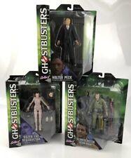 Ghostbusters Select Series 4 Action Figure Slimed Venkman Gozer Walter Peck Set