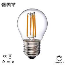 3W P45 Led Globe Indoor Light Bulb Filament 220-240V 2700K Warm White E27 Retro