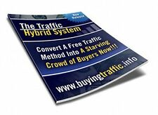 Get Into Any Niche With Copy & Paste Free Traffic Simple Hybrid Method (CD-ROM)