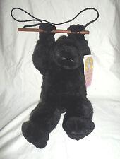 "Circus Circus Gorilla Swinging Las Vegas 15"" Plush Soft Toy Stuffed Animal"