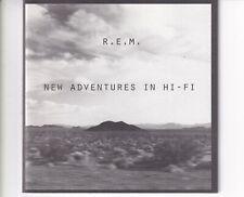 CD R.E.M.new adventures in hi-fiEX+ (B6036)
