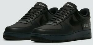 BELOW RETAIL Air Force 1 'Gore-Tex' Black Anthracite, multiple size (CT2858-001)
