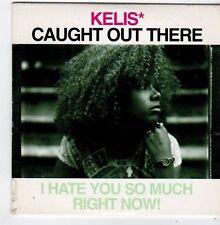 (FJ464) Kelis, Caught Out There - 1999 DJ CD