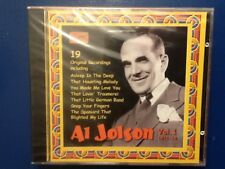 AL. JOLSON.        NINETEEN.  ORIGINAL. RECORDINGS.          NAXOS. NOSTALGIA.