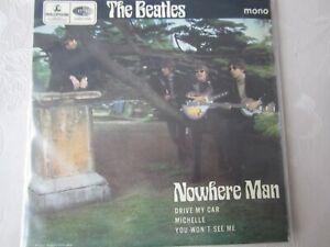 The Beatles           EP     Nowhere Man