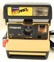 Polaroid  JobPro2 ICONIC Yellow Instant Camera Rare VERY GOOD +1+ film