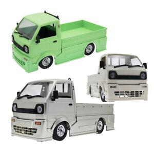 WPL D12 RC Car Upgrade Wide Body Car Crawler Off Road RC Car Vehicle Model Truck