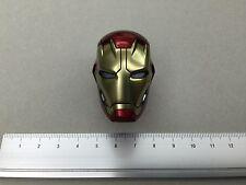 Hot Toys 1/6 Avengers AOU Mark XLV 45 MMS300-D11 Perfect LED Light Up Helmet