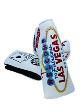 """Limited Edition - """"Las Vegas"""" Blade Putter Cover"""