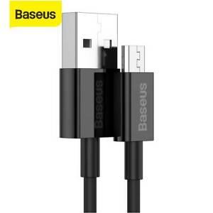 Baseus Micro USB Ladekabel SCHNELL Datenkabel Kabel für Samsung Huawei Sony PS4