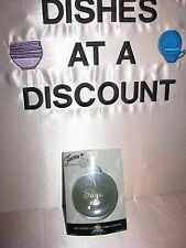 """Fiesta® Dinner Ware, Ornament, Sage """"First Fire"""", New in Box, HARD TO FIND"""