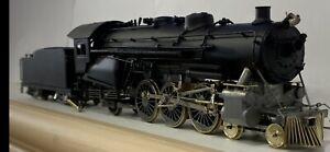 Ho Mantua Reading 4-6-2 steam locomotive