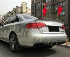 Factory Style Spoiler Wing ABS for 2009-2012 Audi A4 S4 Sedan Spoiler A