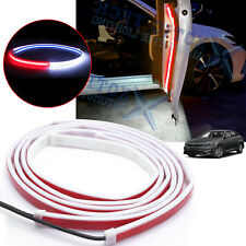 Car Door Opening Flashing LED Light Anti-collision Warning Alert For Kia optima