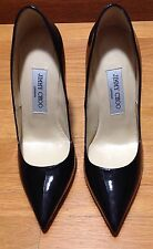 Designer Black Pumps 36.5, 6 1/2, Heels, New Jimmy Choo