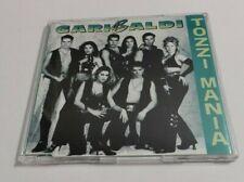 GARIBALDI Tozzi Mania CD SINGLE PROMO ESPAÑA MUY RARO PATRICIA MANTEROLA SPAIN