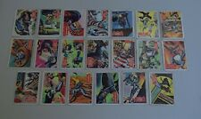 1966 Topps Batman A Series 20 Card Lot *Free S/H After 1st Item*