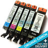 Genuine Original Canon PGI 570 CLI 571 Setup Ink Cartridges Pixma MG5750 MG7750