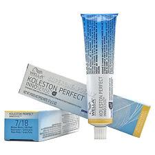 Wella Koleston Perfect Innosense Permanent Creme Hair Color 2.0 oz NIB ALL COLOR
