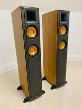 Klipsch Floor-Standing Tower Speaker Pair (Cherry) w/Center Speaker & Subwoofer