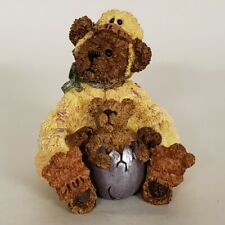 Boyds Bears Alouysius Quackenwaddle And Lil Crackles #81500 Special Occasion
