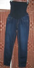 Jessica Simpson Maternity jeans S stretch  skinny leg  ankle pull on