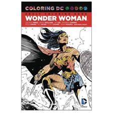 Adult Coloring Book NEW * Wonder Woman * DC Comics Amazon Hero Young Adult