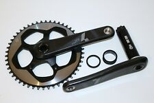 SRAM FORCE 1 CARBON COMPACT CHAINSET / CRANK 172.5mm SINGLE 10 SPEED BB30 *