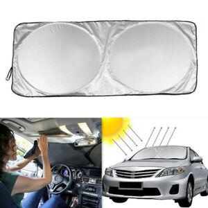 Windshield Sunshade Car Foldable Ray Reflector Window Sun Shade Shield Cover