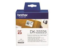 Brother Dk-22225 Endlos-etiketten Papier 38 Mm X 30 48 M