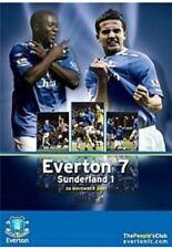 Everton 7 Sunderland 1 24/11/2007 (DVD, 2007) (DVD, 2006) FREE SHIPPING