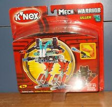 K 'nex Knex Mech WARRIOR Series 2 Uller Sellado En Caja 2002