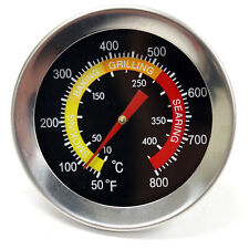 """2-3/8"""" Temperature Thermometer Gauge 