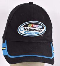 Black NASCAR Nationwide Series Embroidered baseball hat cap adjustable