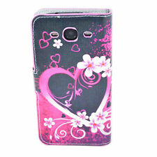 Lovely Leather Flip Wallet Rubber Cover Case For Samsung Galaxy S3 S III i9300