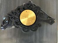 VINTAGE CAST IRON ELECTRIC TRIVET WARMER PARAGON TRV 2