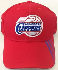 NBA Los Angeles Clippers Adidas Adjustable Back Cap Hat Beanie Style #NG49Z NEW!
