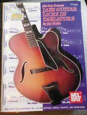 Mel Bay Jazz Guitar Licks w/CD & tab by Jay Umble